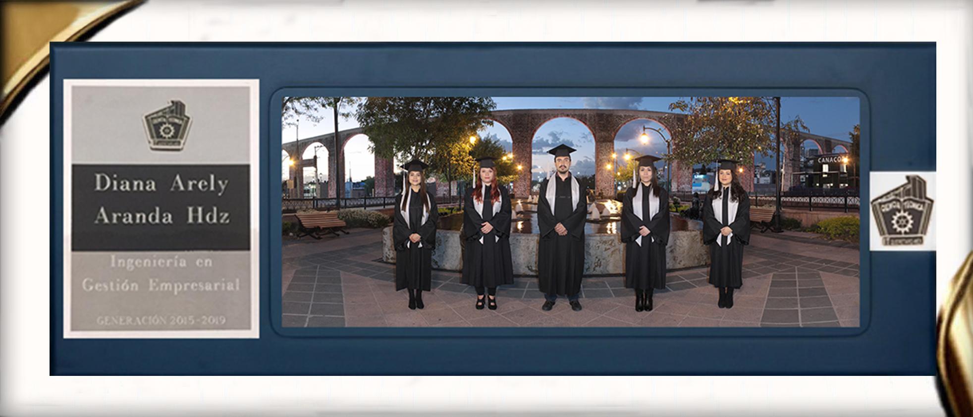 Anillos de Graduación Desfasado
