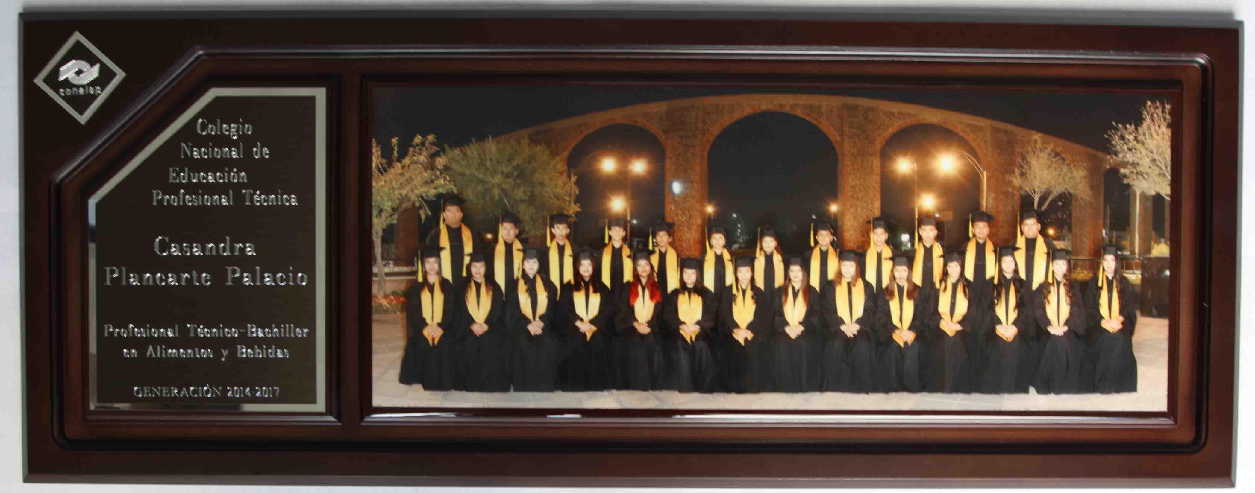 Anillos de Graduación Roma con corte
