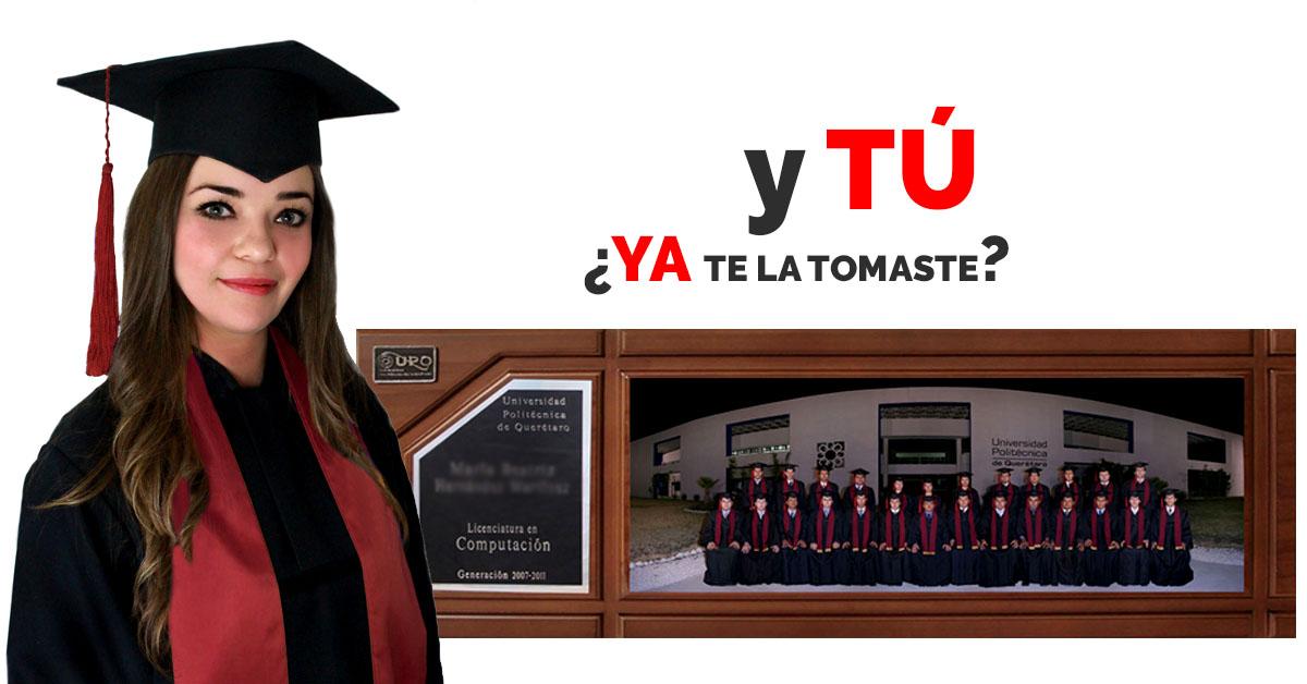 Fotografía y Artículos de Graduación en Querétaro
